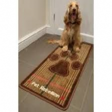 Pet Rebellion Stop Muddy Paws Barrier Rug